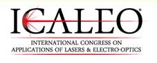 International Congress on Applications of Lasers & Electro Optics (ICALEO)