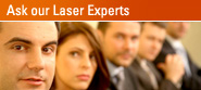 Ask our Laser Experts